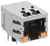 Modular Connectors / Ethernet Connectors -- 203203 -Image