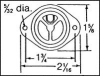 Electrical Outlet Connector -- 39F1233