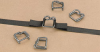 Strapping Wire Buckles - 1/2