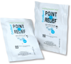Point Relief ColdSpot Sample Packs 25, 5 Gram Packs -- W67013SP