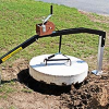 Septic Lid Lift System