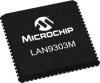 3-Port 10/100 Managed Ethernet Switch -- LAN9303M -Image