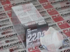 MOLDEX 2200-NSN-BOX ( RESPIRATOR MASK DUST/MIST 40/BOX ) -Image