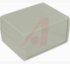 Enclosure;Instrument;ABS Plastic;UL94-HB;IP43;Hdwr Incl;5.12Lx 3.94Wx2.76D -- 70165257
