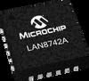 10/100 Base-T/TX Ethernet Transceiver with Cable Diagnostics -- LAN8742A -Image