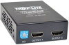 2-Port HDMI over Cat5/Cat6 Active Extender/Splitter, Remote Receiver for Video and Audio, 1080p @60Hz up to 150-ft., TAA -- B126-2A0