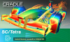 All-In-One General Purpose Computational Fluid Dynamic (CFD) Software -- SC/Tetra