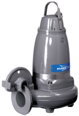 Explosion proof pump from Flygt, a Xylem brand
