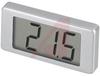 Panel Meter, Voltage; LCD Digital; 4-25VDC Measure Range; 3-50 VDC Supply -- 70101345