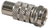 F-Type Male to RCA Jack Adapter -- 2701-SF-07 - Image
