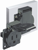 Receptacles, Panel Mount -- PMRBA - Image