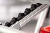 Steel Roller Conveyor D30/2 ESD, black -- 0.0.648.94 -Image