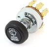 Littelfuse 75226 Electric Two Speed Wiper Switch, Plated Steel -- 43917 -- View Larger Image