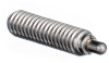 Light End Force Standard Spring Plungers - Stainless Steel w/Stainless Steel Nose -- SSS53 - Image