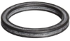 Viton Quad-Ring, 75A Durometer, Black
