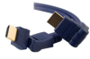 Cables To Go Velocity High-Speed HDMI Cable with Rotating.. -- 40571