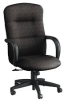 Allure Executive High-Back Swivel/Tilt Chair, Raven Fabric -- HON3301BE11T