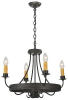 112633 Mid. Chandeliers-Candle -- 601447