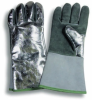 NSA Heat/Thermal - Heavy Duty Leather Foundry Gloves -- DJXG395