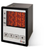 3 Axis LED Display for SM5 Magnetic Sensors -- LD130 - Image