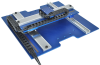 Dual Axis Linear Stepper Stage -- LSS-012-12-060-XY-01A-M -- View Larger Image