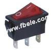 Single-pole Rocker Switch -- IRS-101-3A ON-OFF - Image