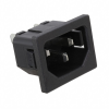 Power Entry Connectors - Inlets, Outlets, Modules -- 2057-IEC-C-1-150-ND