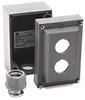 30mm Push Button Enclosure 800H PB -- 800H-3HZ4R