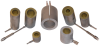 Cast Bronze Nozzle Heater Bushings -Image