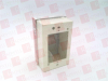 WIREMOLD V5744S ( DEEP SWITCH & RECEPTACLE BOX (1 GANG); NO. OF GANGS:1; INTERNAL DEPTH:-; ELECTRICAL BOX MATERIAL:-; ELECTRICAL BOX MOUNTING:-; FOR USE WITH:SIGNAL SYS ) -Image