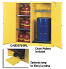 Flammable Double-Duty Safety Storage Cabinets -- X173