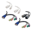 Cables to Go Desktop Extension Kit - Keyboard / video / mous -- 35551