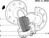 Stainless Steel Strainer -- Fig 36HP