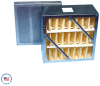 Primary Rigid Cell Filter W/ Final 2? Refillable Adsorption Module -- F-987-2A