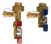 Lead Free* Tankless Water Heater Valve -- LFTWH