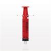 VacLok® Negative Pressure Syringe, Male Luer Lock, Red -- C1110 -Image
