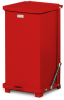 Silent Defenders Medical Waste Container Step Can -- GPR493-RED