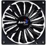 Aerocool Shark 120mm Black Edition Fan - 82.6CFM, 2 Modes, 1 -- Shark 120mm Black