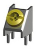 PC Mount -45 Degree Supplied w/Screw-Assembled -- 7702 - Image
