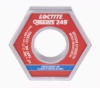 Loctite QuickTape 249 Blue Thread Sealant Tape - 260 in Length - 44010 -- 079340-44010 -- View Larger Image