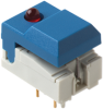Microminiature SPDT Key Switches -- DIGITAST Series -- View Larger Image