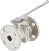 Stainless Steel 150 ANSI Flanged Valve -- V5S Series - Image