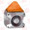 PFANNENBERG 23351154055 ( 5 JOULES FLASHING STROBE BEACON WITH 80 TONE, 4-STAGE SOUNDER, 105 DB (A), 90 - 135 VAC, GREY HOUSING, AMBER LENS ) -- View Larger Image