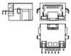 Modular Connectors / Ethernet Connectors -- 2041126-1 -Image