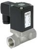 2/2-way-solenoid valve; servo assisted -- 17457 -Image