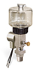 "(Formerly B1763-8X-3/8M-24VDC), Single Feed Electro Lubricator, 5 oz Polycarbonate Reservoir, 3/8"" Male NPT, 24VDC -- B1763-0051B1S3024DW -- View Larger Image"