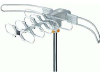 Remote Controlled Outdoor HDTV Antenna w/ Motor Rotor -- 603363