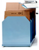 Cardboard Storage Stand -- CS2436