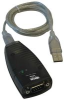 TRIPP-LITE - USA-19HS - COMPUTER CABLE, SERIAL, 3FT, BLACK -- 183822