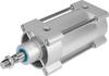 ISO cylinder -- DSBG-100-500-PPSA-N3 -Image
